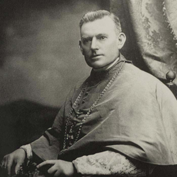 Bishop Patrick Phelan