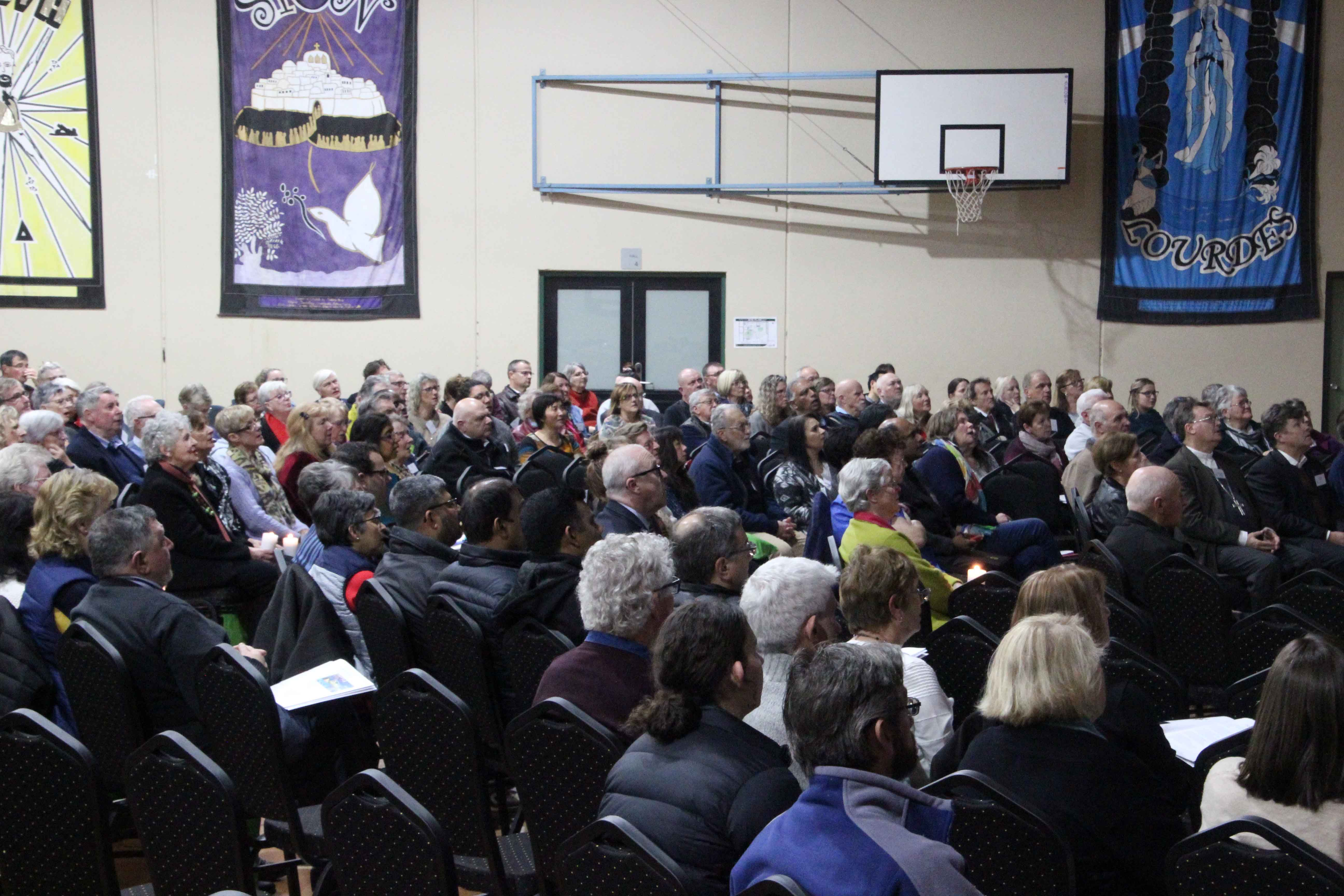 Diocesan Assembly crowd